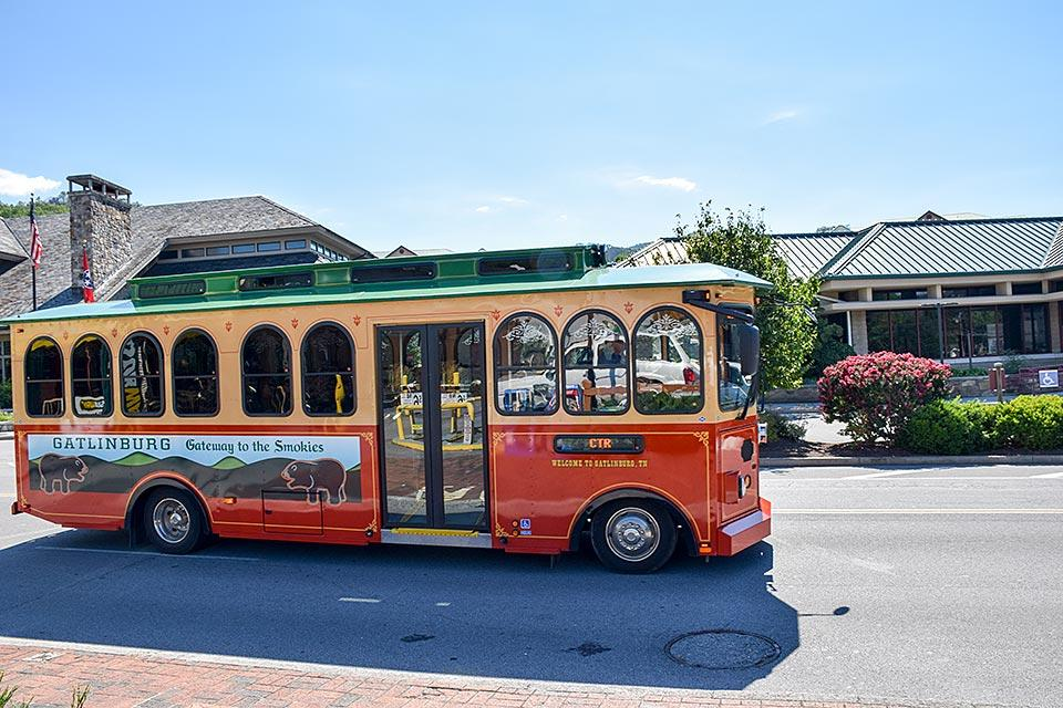Free trolley rides in June, July and August