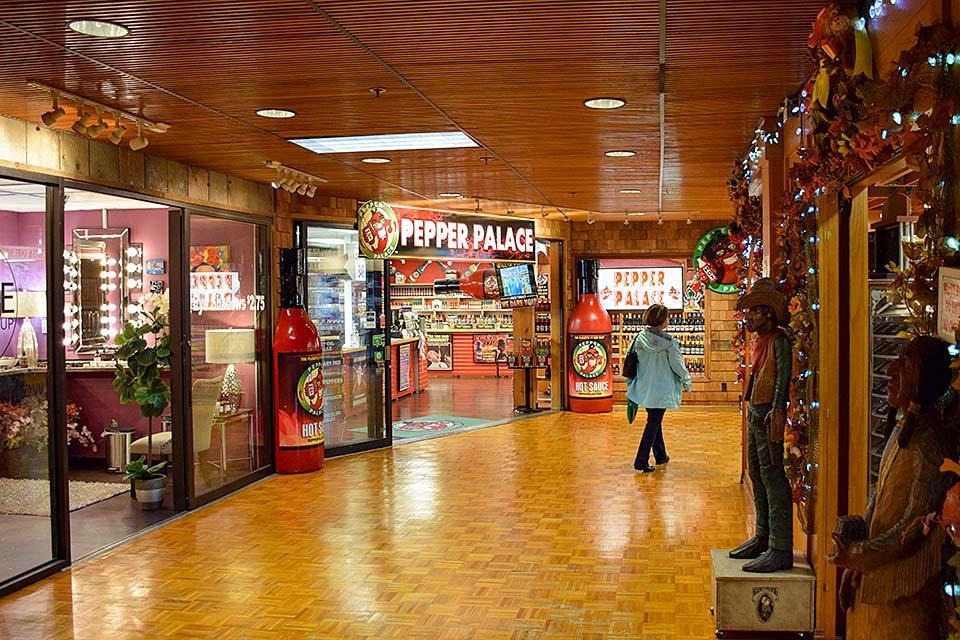 Pepper Place in Mountain Mall, Gatlinburg