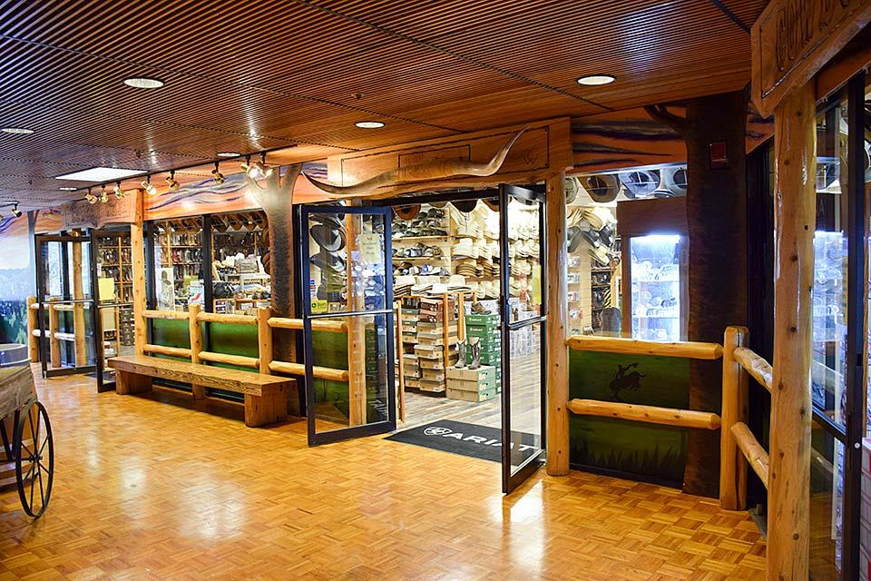 Shopping at the Mountain Mall in Gatlinburg