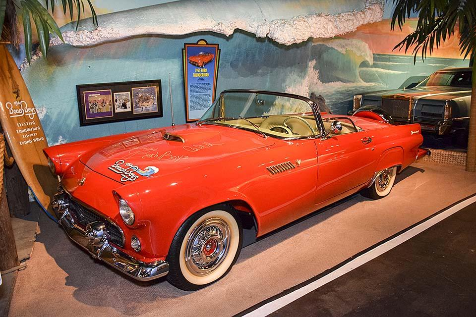 See famous TV and movie cars while in Gatlinburg