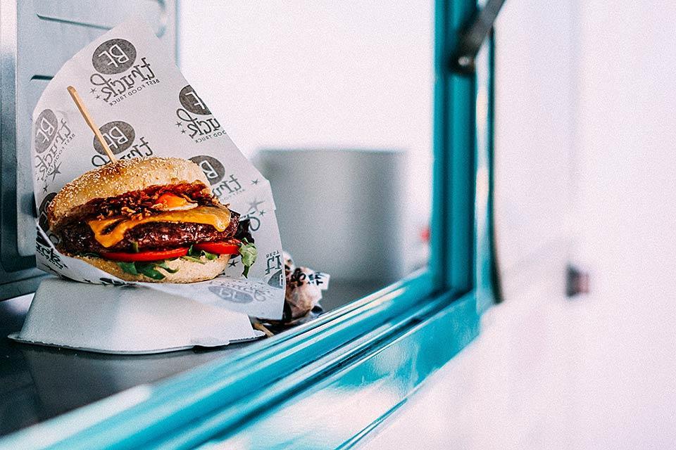 Burger take out