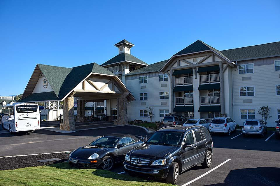 Find a place to stay in the Smokies.